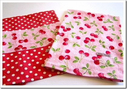 Cherry Towels