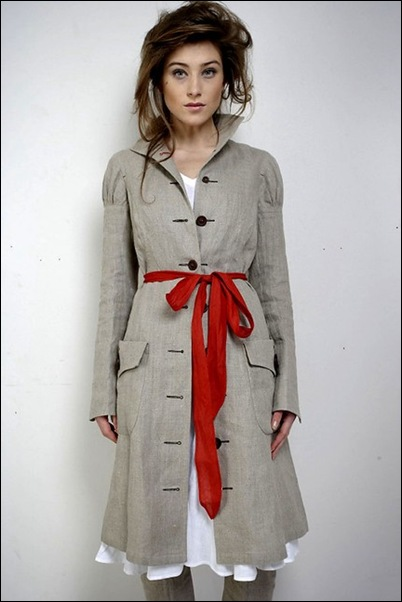 Grey Trench
