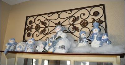 Blue&White-Snowmen