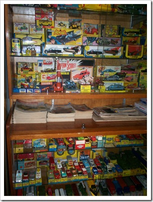 Old toys / collectables