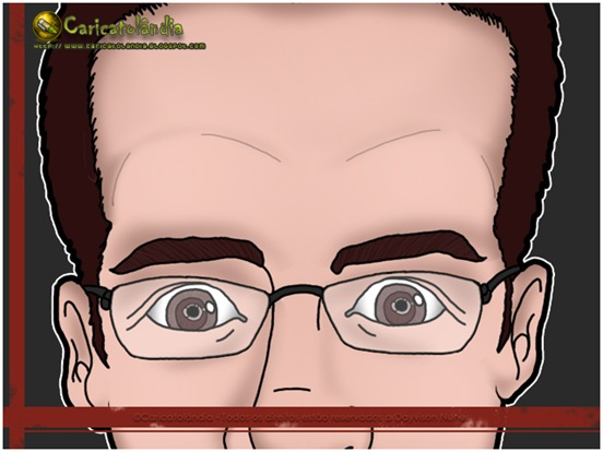 Caricatura Digital CLOSE