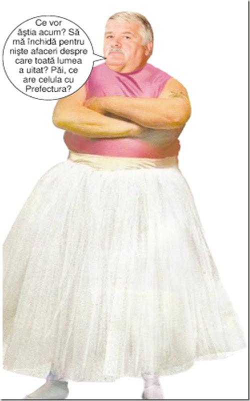 Gontea balerina