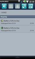 Screenshot of Battery Monitor Widget