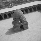 Cairo's Islamic quarter. Egypt, March 2010.Mosque of Ibn Tulun :: © Phil Moore ::