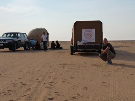 Arabia Saudí: La gran aventura con Vuela+