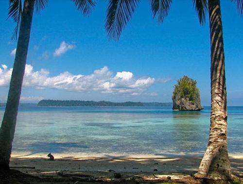 الطبيعة في اندونيسيا