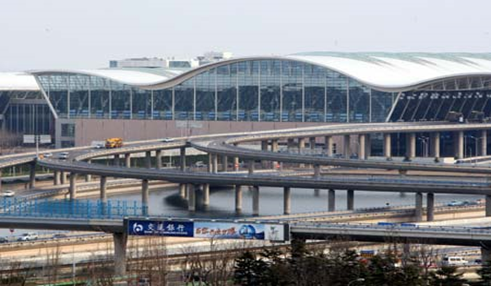 مطار شانغهاي