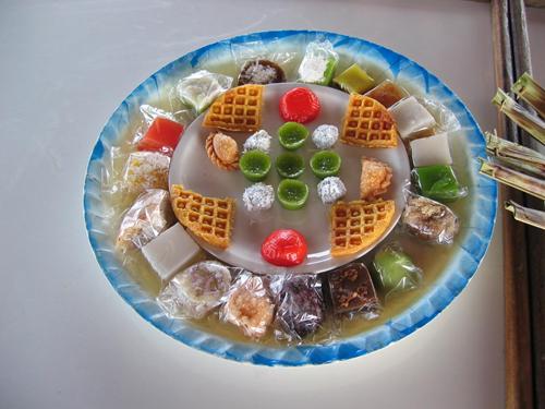 الحلويات التايلندية
