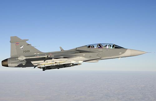 القوات العسكرية الجوية التايلندية