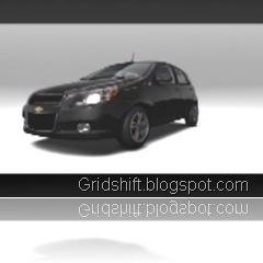 Chevrolet Aveo5 LT..