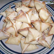 Baked Chinese Crab Rangoon