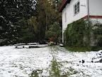 Doly pod sněhem
