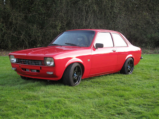 Re Kadett C 16v Turbo