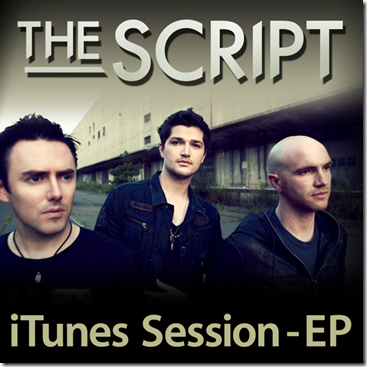 vocalist script. The Script - iTunes Session