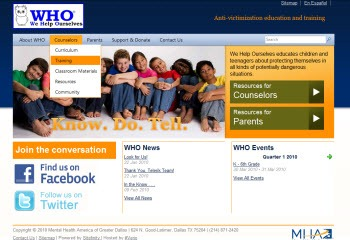 who-website