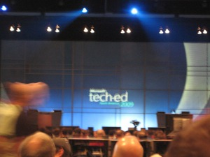 TechEd 2009 Keynote
