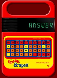 speak-n-spell