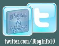 Twitter - Cuenta exclusivamente dedicada al blog