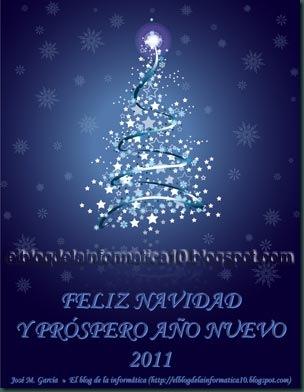 Felicitación de Navidad 2010/2011