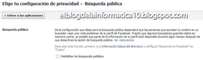 Perfil público en Facebook
