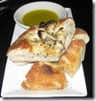 Beretta in San Francisco - Olive bread with olive oil