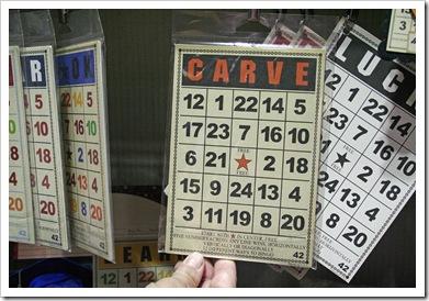 Jenni Bowlin Bingo cards