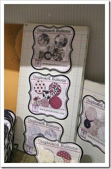 Jenni Bowlin Chipboard Buttons