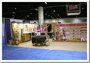 Spellbinders Booth v1