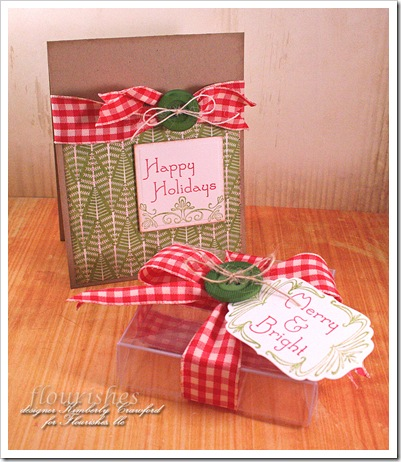 Labels Tag Card and Box