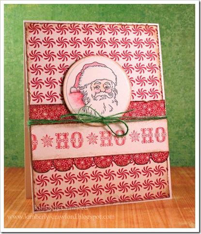 Ho Ho Ho PP Sketch Challenge Nov