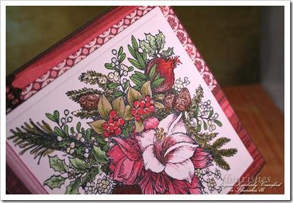 Merry Christmas Bouquet CU