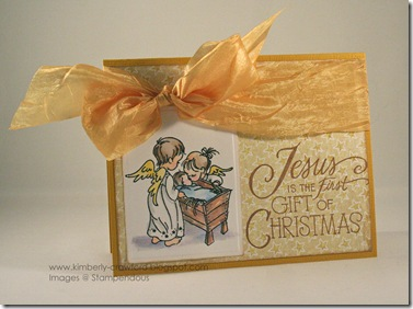 Jesus the first gift of Christmas