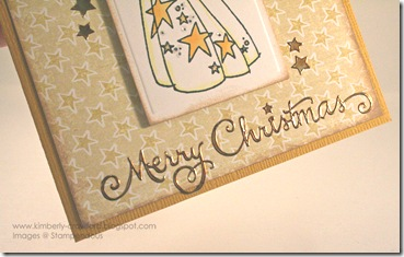 merry christmas angel CU sticker