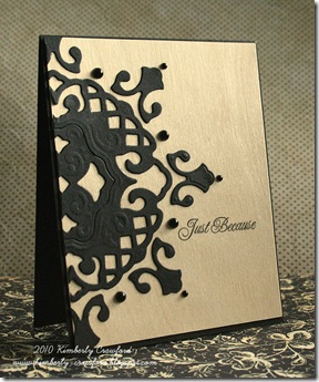 Classy and Elegant Card