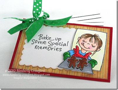 Bake Memories Recipe Book