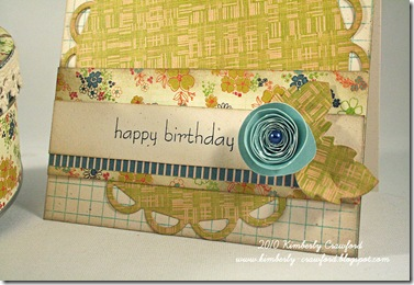 Birthday Bash Card CU