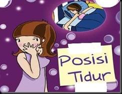 POSISI TIDUR111