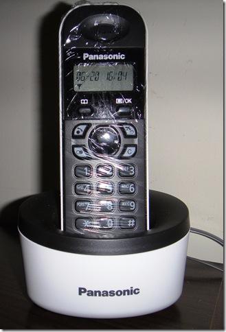 Panasonic DECT KX-TG1312 主機 子機