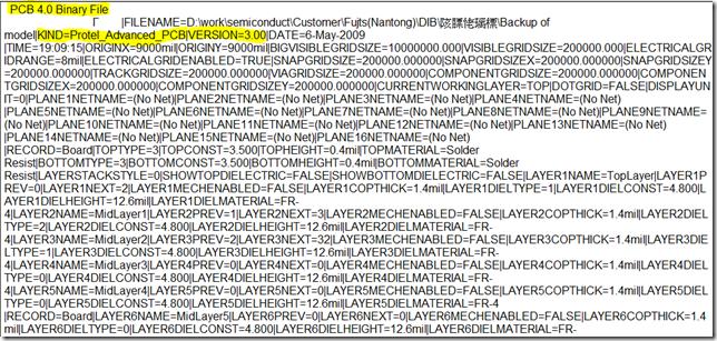 PCB 4.0 Binary File      Γ    |FILENAME=D:\work\semiconduct\Customer\Fujts(Nantong)\DIB\陔膘恅璃標\Backup of model|KIND=Protel_Advanced_PCB|VERSION=3.00|DATE=6-May-2009 |TIME=19:09:15|ORIGINX=9000mil|ORIGINY=9000mil|BIGVISIBLEGRIDSIZE=10000000.000|VISIBLEGRIDSIZE=200000.000|ELECTRICALGRIDRANGE=8mil|ELECTRICALGRIDENABLED=TRUE|SNAPGRIDSIZE=200000.000000|SNAPGRIDSIZEX=200000.000000|SNAPGRIDSIZEY=200000.000000|TRACKGRIDSIZE=200000.000000|VIAGRIDSIZE=200000.000000|COMPONENTGRIDSIZE=200000.000000|COMPONENTGRIDSIZEX=200000.000000|COMPONENTGRIDSIZEY=200000.000000|CURRENTWORKINGLAYER=TOP|DOTGRID=FALSE|DISPLAYUNIT=0|PLANE1NETNAME=(No Net)|PLANE2NETNAME=(No Net)|PLANE3NETNAME=(No Net)|PLANE4NETNAME=(No Net)|PLANE5NETNAME=(No Net)|PLANE6NETNAME=(No Net)|PLANE7NETNAME=(No Net)|PLANE8NETNAME=(No Net)|PLANE9NETNAME=(No Net)|PLANE10NETNAME=(No Net)|PLANE11NETNAME=(No Net)|PLANE12NETNAME=(No Net)|PLANE13NETNAME=(No Net)|PLANE14NETNAME=(No Net)|PLANE15NETNAME=(No Net)|PLANE16NETNAME=(No Net)