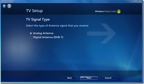 Radio Tuner For Windows Media Center