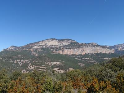 Paret de Canalda i Puig Sobirà