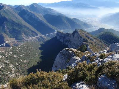 Cresta de la Roca Tallada