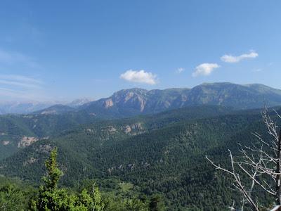 Serra d'Ensija i Pedraforca