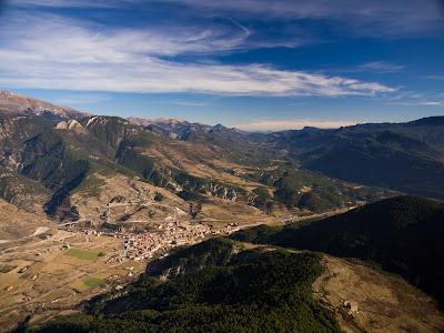 Bagà, vall del Bastareny i vall del Llobregat