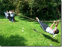 outbound teambuilding