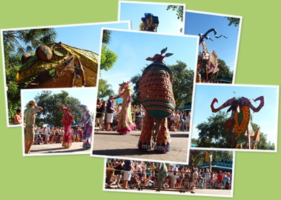 View Animal Kingdom Parade
