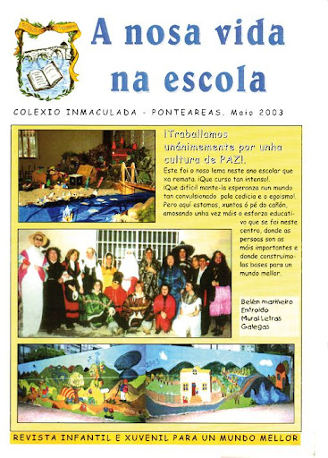 Revista nº 3. Maio 2003