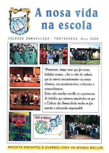 Revista nº 4. Maio 2004