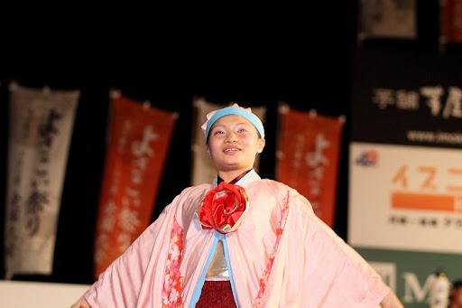本祭1日目 高知城演舞場 21   D-11991