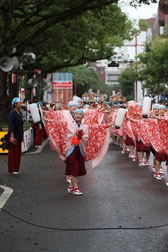 本祭2日目 追手筋本部競演場  35     D-15209